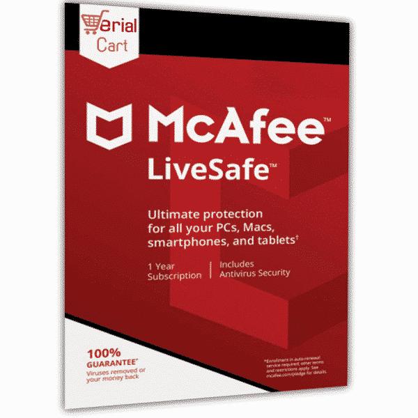 McAfee-LiveSafe