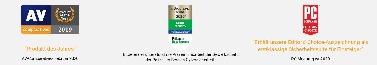 Bitdefender 2021 Internet Security